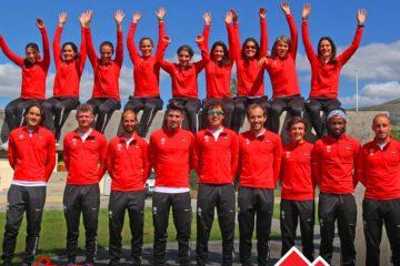 Seleção Nacional prepara o Campeonato em Melgaço