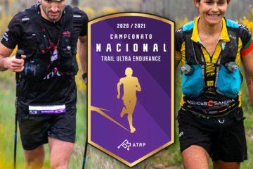 Hugo Gonçalves e Paula Barbosa, Campeões Nacionais Ultra Endurance 20/21